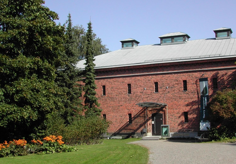 Hämeenlinnan taidemuseon Lorhmann-rakennus