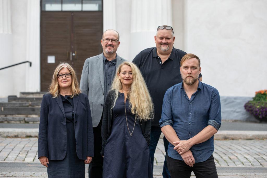 ARS FENNICA 2021 -palkintoehdokastaiteilijat