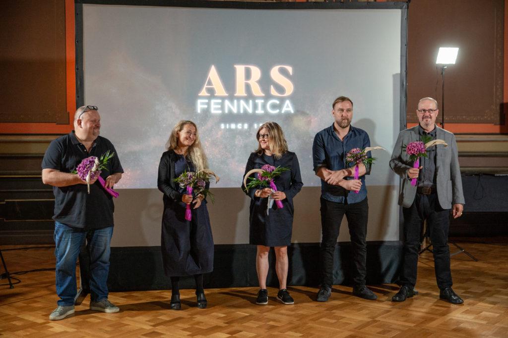 ARS FENNICA 2021 -palkintoehdokkaat
